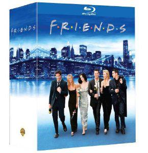 Intégrale Friends en Bluray