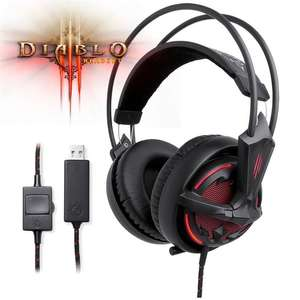 Casque Gaming Steelseries Sibéria v2 Diablo III