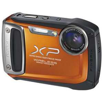 Appareil photo Fujifilm FinePix XP170 Orange (Etanche -10 m)