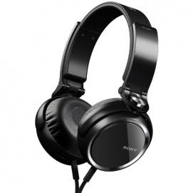 Casque MDR-XB600 Noir et Argent - Sony