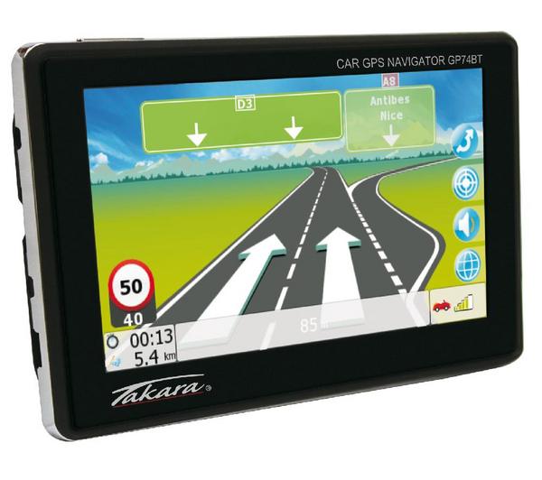 GPS Takara GP74BTCAV Europe