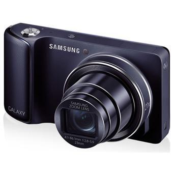 Compact Samsung Galaxy Camera Noir