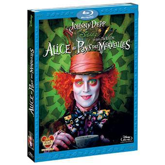 Bluray Alice au Pays des merveilles et autres,