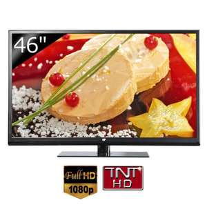 "Télévision 46"" Continental  Edison LED46MS5 - Full HD"
