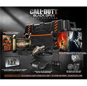 Call of Duty Black Ops 2 - Edition Care Package (jeu, drone, dlc) XBOX 360