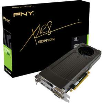 Carte graphique PNY Nvidia GeForce GTX 660 + Splinter Cell Black List et Assasin's Creed 4