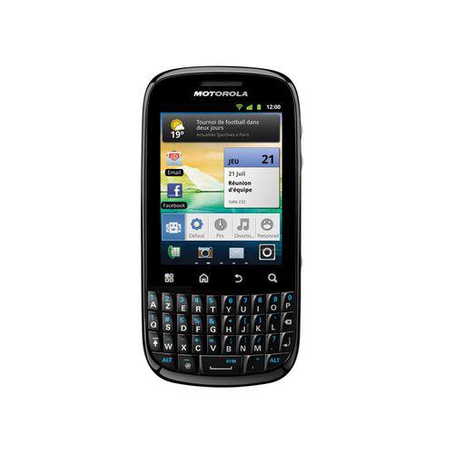 Smartphone Motorola - Fire Black XT311