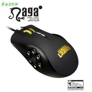 Souris Razer Naga Hex League of Legends Edition