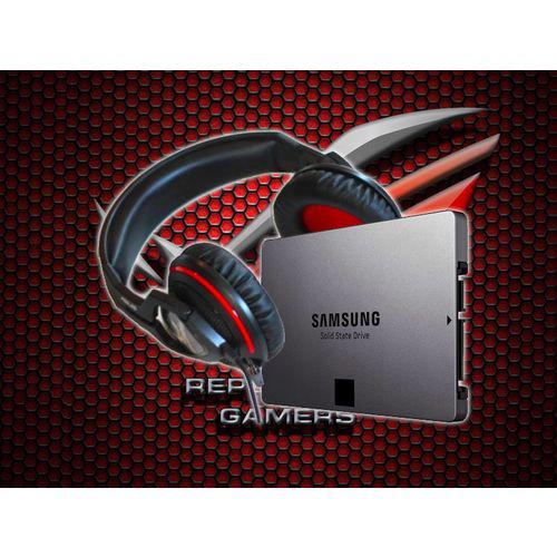 Casque Asus Rog Orion + SSD Samsung 840 Evo 250 Go
