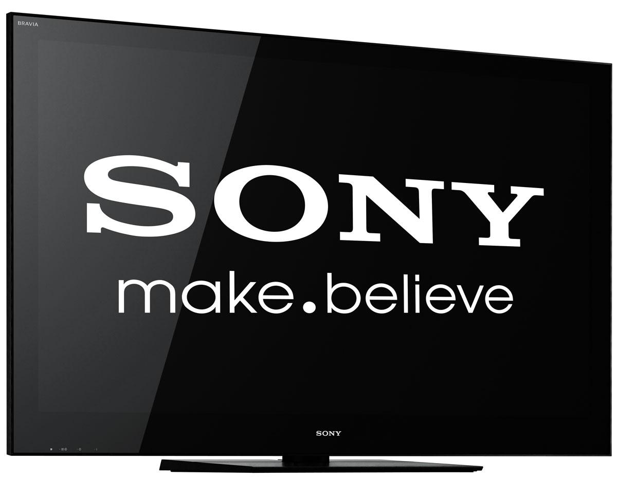 "TV 52"" Sony KDL-52HX900 3D"