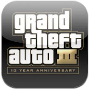 GTA 3 (Grand Theft Auto III)  sur IOS