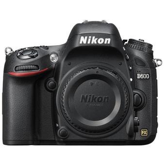 Reflex Nikon D600 (boitier nu)