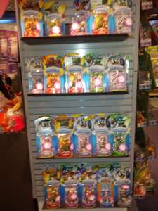 Sélection de figurines Skylanders