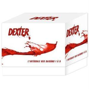 Dexter - L'intégrale des saisons 1 à 5 - Coffret 21 DVD