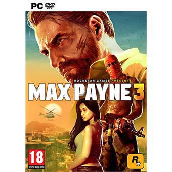 Max Payne 3 sur PC (Version boîte)