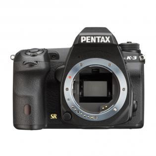Reflex Pentax K-3 boitier nu