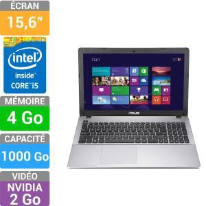 PC portable Asus R510LB-XX159H - Intel Core i5-4200U, 1000 go