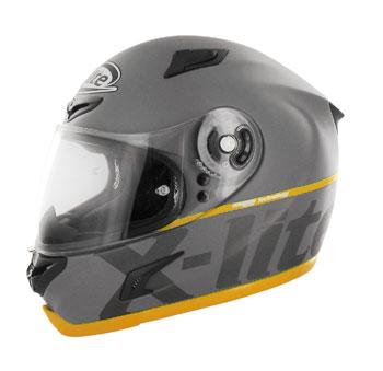 Casque Moto X-LITE  X-802 BLUSTER