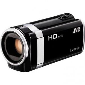 Caméscope à Mémoire flash FULL HD JVC GZ-HM655