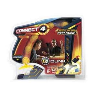 Hasbro Connect 4 Dunk ( 2 modeles au choix)