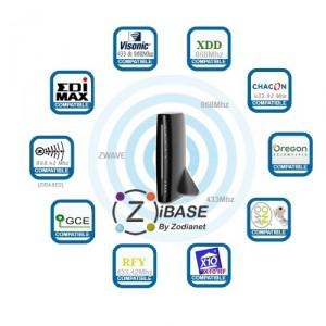 Box Domotique Zibase 2SL Z-WAVE