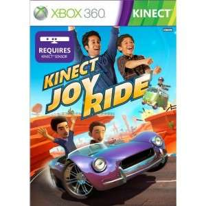 Joy Ride Kinect sur Xbox 360