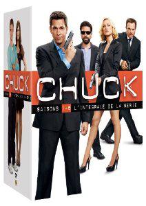 Chuck l'intégrale DVD Saisons 1-5
