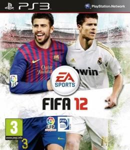 FIFA 12 sur PS3 (7,06€ de frais de port)