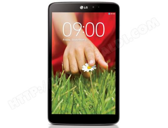 Tablette tactile LG GPAD 8.3 16go (avec ODR 50€)