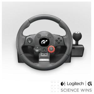Volant Logitech Driving Force GT PS3 / PC et -50% sur le 2ème article le moins cher Logitech