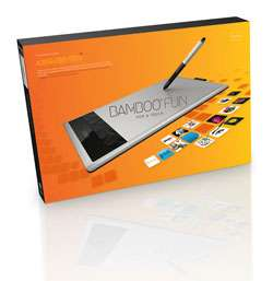 Tablette Wacom Bamboo Fun Pen & Touch Taille M
