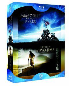 Coffret 2 Blu-ray : Mémoires de nos pères + Lettres d'Iwo Jima