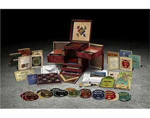 Coffret Ultime Harry Potter 18 Blu-Ray + 13 DVD + Goodies