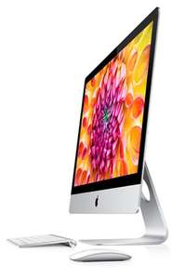 "Apple iMac Intel Quad Core i5 à 3,2 GHz 27"" LED"