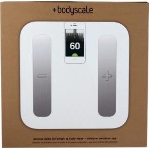 Pèse-personne de précision +Bodyscale pour iPhone 4/4S. Via Buyster à 19.9€ sinon
