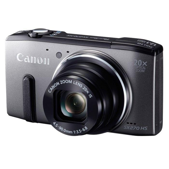 Appareil photo Canon PowerShot SX270 HS (Avec ODR de 30€)