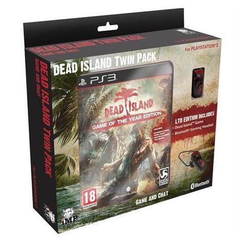 Dead Island GOTY + Oreillette Bluetooth sur PS3