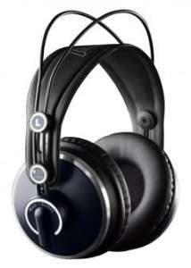 Casque stereo AKG K271MKII