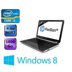 "PC Portable 15.6"" HP Pavilion 15-n042ef (i3, 4Go DDR3,1To)"