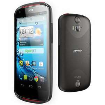 Smartphone Acer Liquid E1 Duo - Double SIM - Urban Black