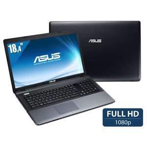 "Pc portable Asus A95VJ 18.4"" - intel core i7 - FULL HD - 1To à 7200t/min - GT635M - Audio Altec Lansing"
