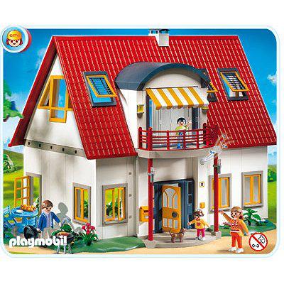 La Maison/Villa Moderne Playmobil 4279