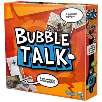 Jeu de société Asmodée Bubble Talk