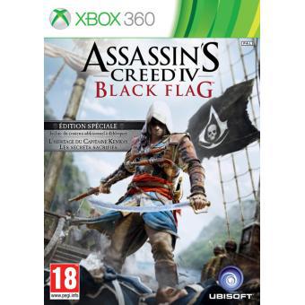 Assassin's Creed 4 : Black Flag xbox 360 et ps3