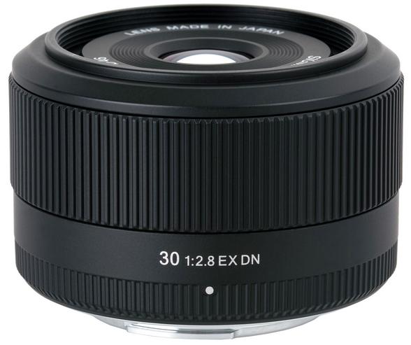 Objectif Sigma DN 30mm f2.8 pour Sony NEX