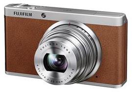 Appareil photo numérique Fujifilm XF1 + Etui en cuir assorti