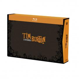 Coffret Blu-ray Tim Burton Collection (17 films)