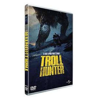 DVD The Troll Hunter