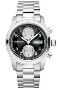 Montre Hamilton Khaki Field 42mm (ref H71566133)