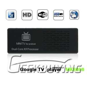 Dongle TV MK808B Dual Core Android 4.2 Jelly Bean Bluetooth